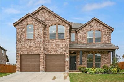 Saginaw Single Family Home For Sale: 1121 Sherwood Trail