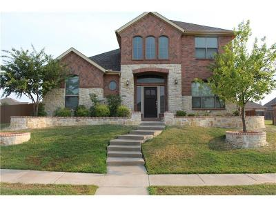 Sachse Single Family Home For Sale: 4328 Oak Bluff Lane