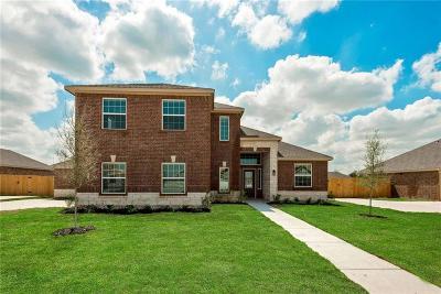 Glenn Heights Single Family Home For Sale: 608 Roaring Springs Drive