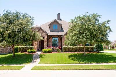 Waxahachie Single Family Home For Sale: 215 Atlantic Avenue