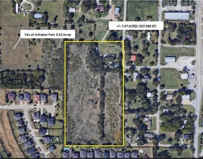 Arlington Residential Lots & Land For Sale: 6920 Rutland Drive