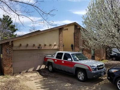 Irving Single Family Home For Sale: 612 Tipton Road