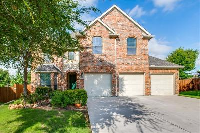 McKinney Single Family Home Active Kick Out: 909 Hidden Springs Court