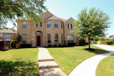 Mansfield Single Family Home For Sale: 4202 Aston Lane