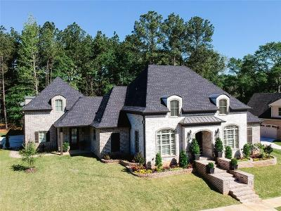 Tyler Single Family Home For Sale: 2805 Timber Cove