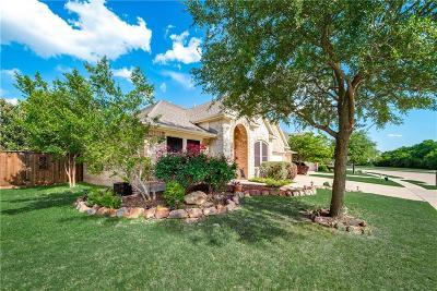 Fate Single Family Home For Sale: 536 Hampton Drive