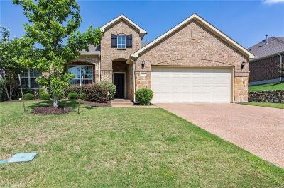 McKinney Single Family Home For Sale: 608 Fortinbras Drive