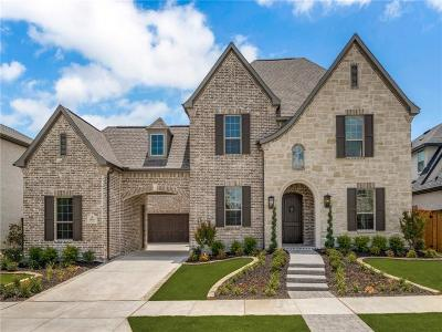 Frisco Single Family Home Active Contingent: 4049 Covent Garden Lane