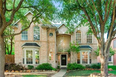 Frisco Single Family Home For Sale: 10604 Birmingham Drive