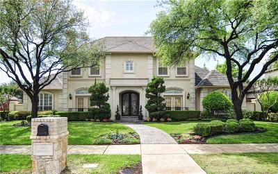 Plano Single Family Home For Sale: 2605 Chambers Lane