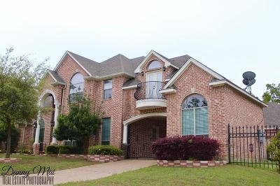 Arlington Single Family Home For Sale: 2214 Windswept Place