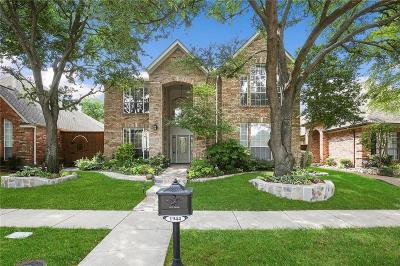 Plano TX Single Family Home Active Option Contract: $349,900