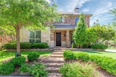 Allen Single Family Home For Sale: 2111 Chambers Drive