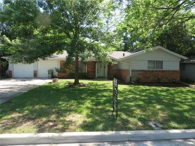 Richland Hills Single Family Home For Sale: 3312 Henry Drive