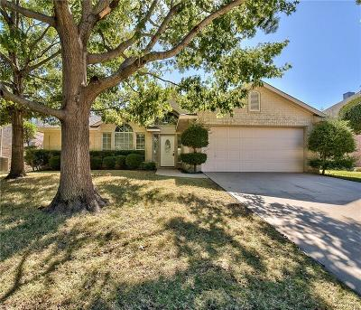 Frisco Single Family Home Active Option Contract: 11313 Sunrise Lane
