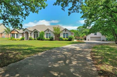 Parker County Single Family Home For Sale: 135 Coldwater Creek Lane