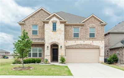Frisco Single Family Home Active Contingent: 11712 Yarmouth Lane