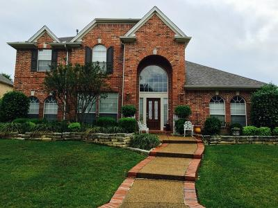 Garland Single Family Home For Sale: 614 Glen Hollow Drive