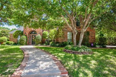 Abilene Single Family Home For Sale: 1749 Lakeway Drive