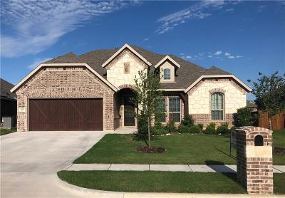 Midlothian Single Family Home For Sale: 437 Whispering Willow Drive