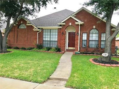 Lewisville Single Family Home For Sale: 1105 Breezewood Drive