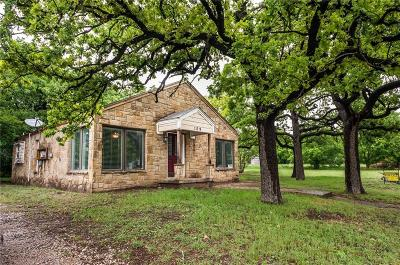 Weatherford Single Family Home For Sale: 109 E 3rd Street