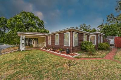 Weatherford Single Family Home For Sale: 1311 S Lamar Street