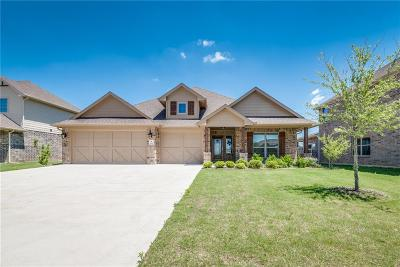 Burleson Single Family Home Active Contingent: 1041 Morningside Drive