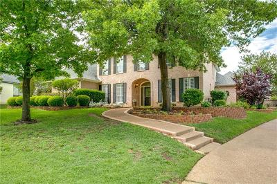 Southlake Single Family Home For Sale: 365 Silverwood Circle