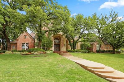 Dalworthington Gardens Single Family Home For Sale: 3614 Wooded Creek Circle