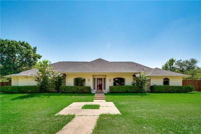 Garland Single Family Home For Sale: 1802 Tobin Trail