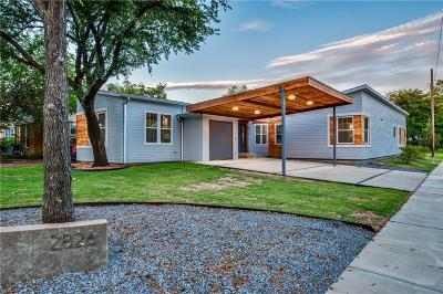Single Family Home For Sale: 2826 Hedgerow