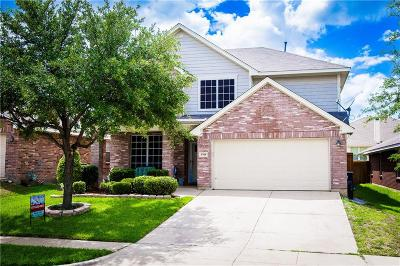 Fort Worth TX Single Family Home For Sale: $265,900