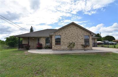 Azle Single Family Home Active Option Contract: 305 Ashwood Street