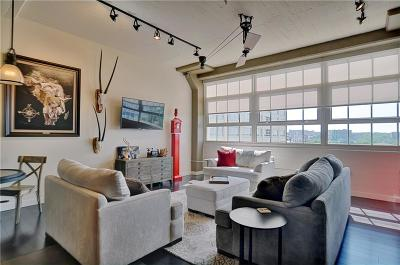 Fort Worth Condo For Sale: 2600 W 7th Street #2514