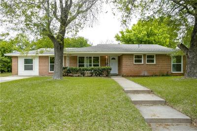 Richland Hills Single Family Home Active Option Contract: 2640 Kingsbury Avenue