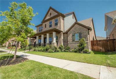 Carrollton Single Family Home For Sale: 1125 Peacock Boulevard