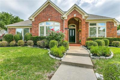 North Richland Hills Single Family Home For Sale: 8616 Caddo Court
