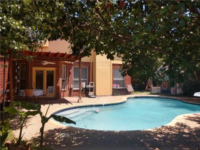 North Richland Hills Single Family Home For Sale: 8105 Fireside Drive