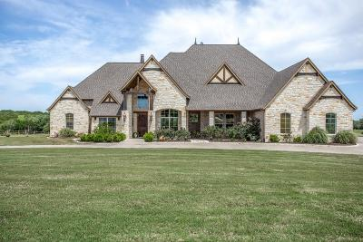 Granbury Single Family Home Active Option Contract: 6000 Whisperwood Court
