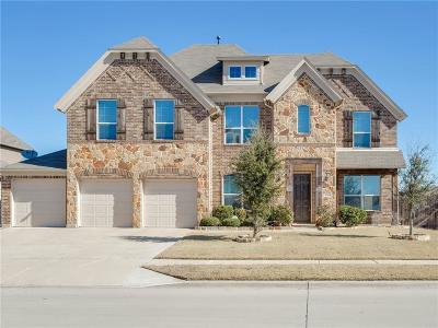 Little Elm Single Family Home For Sale: 3100 Lakemont Drive