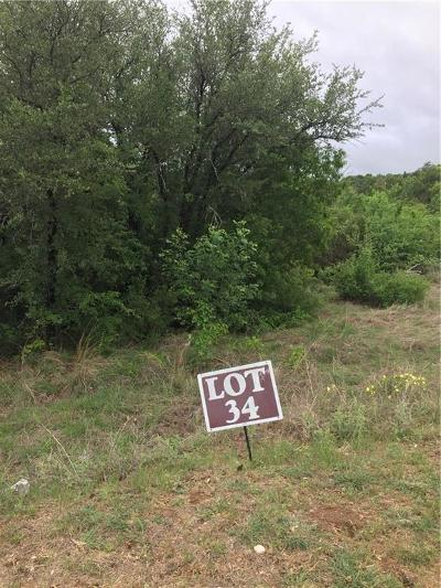 Stephenville TX Residential Lots & Land For Sale: $37,500