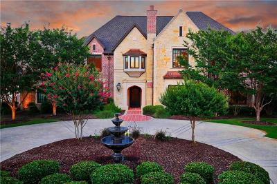 Southlake, Westlake, Trophy Club Single Family Home For Sale: 1602 Creekwood Court