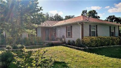 Canton TX Single Family Home Active Option Contract: $182,000