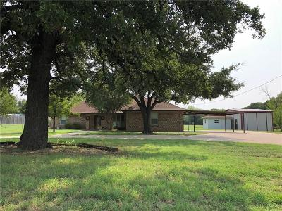 Burleson Single Family Home For Sale: 1089 County Road 602