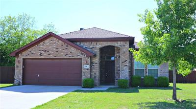 Stephenville Single Family Home For Sale: 846 Sun Down