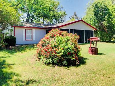 Weatherford Single Family Home Active Option Contract: 440 Hillcroft Drive