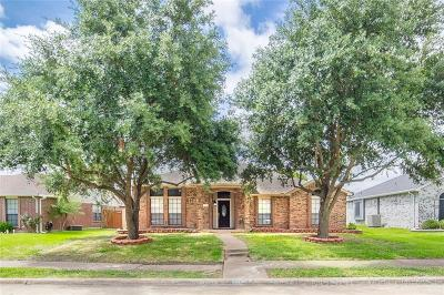 Mesquite Single Family Home For Sale: 726 Big Thicket Trail
