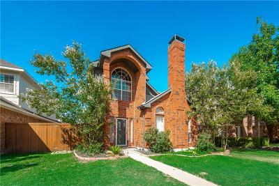 Coppell Single Family Home For Sale: 556 Raintree Circle