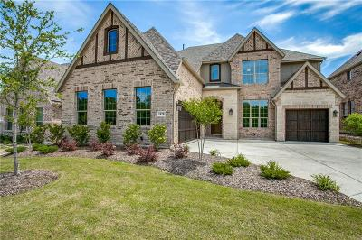 Allen Single Family Home For Sale: 1820 Steeplechase Court